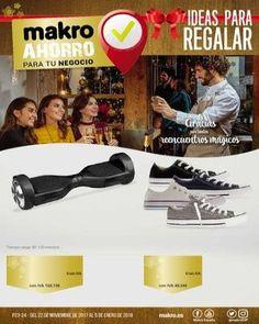 Ofertas Makro Especial Regalos -  Catálogo Makro del 22 noviembre de 2017 al 5 de enero de 2018    #CatálogosMakro, #Catálogosonline   Ver en la web : https://ofertassupermercados.es/ofertas-makro-especial-regalos/