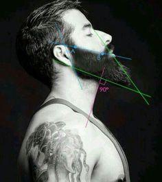 A nice beard   #beards  #lumberjack  #trim  #polish  #men