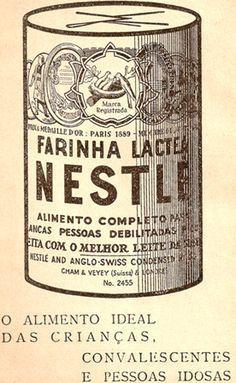 Cerelac, Pensal ou Nestum não são apenas papas, são memórias. Cada um destes produtos constrói a história das nossas infâncias. Afinal, a Nestlé já cá anda há 150 anos, a dar-nos comida à boca.