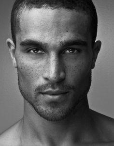 Victor Ross II ~ Artist, Model & Poet