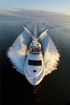 Sea Ray 450 DB shot in Florida -  Seatech Marine Products / Daily Watermakers