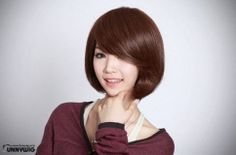 New Style Womens Girls Sexy Short Fashion Straight Hair Wig 3 Colors Hot Gift