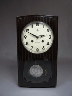 Wall Clock アンティーク柱時計4愛知時計AICHI振り子掛時計 検索スリゲル Watch Antique ¥1000yen 〆08月25日