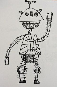 Cute robot!