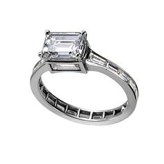 Celebrity-Inspired Rings - Vera Wang from #InStyle