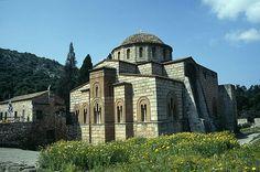 Monasterio de Dafni S. IX