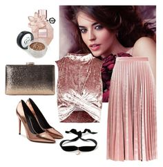 """Без названия #446"" by jujik85 ❤ liked on Polyvore featuring Avon, Topshop, Aamaya by Priyanka, Alexander Wang and Viktor & Rolf"