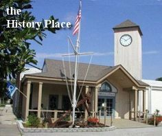The History Place in Morehead City is home to the Carteret County Historical Society. The museum is free to the public and has an interesting collection of artifacts about the history of the area.