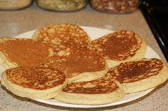 September 30, 2012 Gluten Free, Low FODMAP Pancakes — Motivated by Food