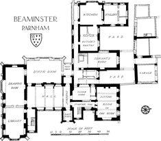 Parnham House, Dorset