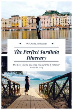 Planning a trip to Sardinia, Italy? Read this guide to learn all about the best places to go in Sardinia. Alghero, Cagliari, Cool Places To Visit, Places To Travel, Places To Go, Travel Destinations, Holiday Destinations, Best Hotels In Sardinia, Italia Hotel