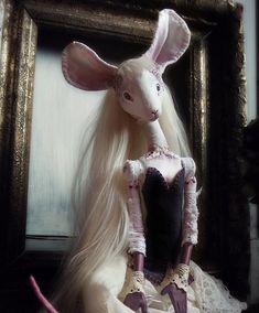 Ooak Doll Aleisha