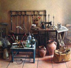 Click en la imagen para ver para ver más obras Antonio Capel Antonio Carlos Guzmán Capel, aunque de nacionalidad…