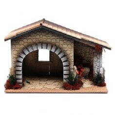 1 million+ Stunning Free Images to Use Anywhere Christmas Manger, Christmas Nativity Scene, Brick Works, Diy Crib, Free To Use Images, Natural Building, Diy Wall Art, Christmas Pictures, Christmas Projects