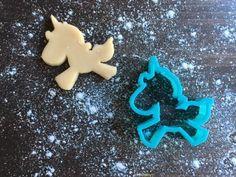 Glitter the Unicorn Cookie Cutter