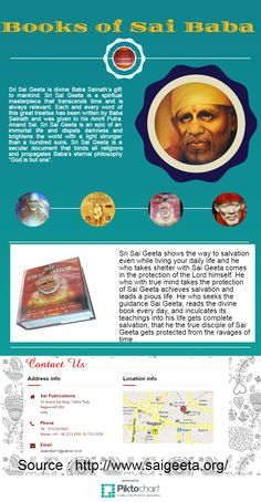 Order online sai granth in hindi at very affordable price. Call us 9823134765 or visit our website saigeeta.org.