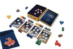 Roll For It! Deluxe: The Perfect Dice Game