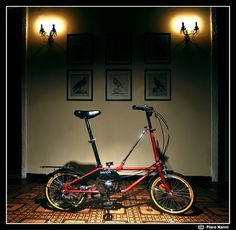 Dahon Classic III by Peo 76, via Flickr