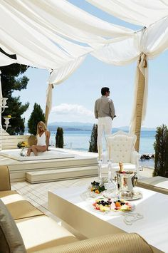Alfresco - Danai Beach Resort, Chalkidiki, Greece