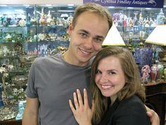 Congratulation Rick & Anna