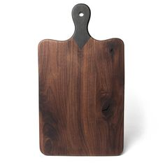 extra-large walnut cutting board by Stormy Monday | i + w home goods