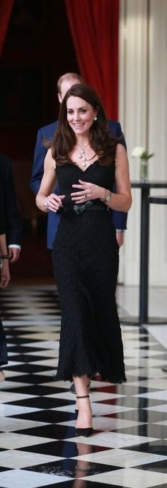 "KATE WITH THE ""DIANA"" RING THAT WILLIAM GAVE TO HER.......SHE LOVES IT AND WEARS IT ALL THE TIME...............ccp"