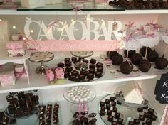 Baby bar By Cacao!