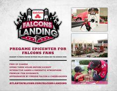 MARTA Falcons Landing