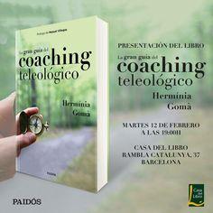 Enhorabuena @Herminiagoma!!! Mucho éxito con tu nuevo #libro 📗 #CoachingTeleológico 👏👏👏 🗓️ 12 #Febrero  ⏰ 19h 📍#CasaDelLibro - #Barcelona  😉 #HermíniaGomà #InstitutoGomà #CasaDelLibro #Paidós #Coaching #InstitutGomà #BCN #LaGranGuíaDelCoachingTeleológico #Coach Barcelona, Baseball Cards, Books, February 12, Short Stories, Reading, Livros, Barcelona Spain, Livres