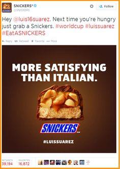 Tweet-Snickers