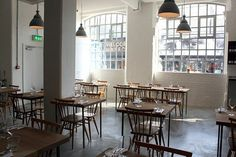 Inside Lyle's, Opening Next Week in East London