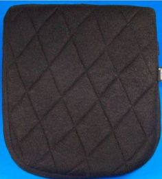 Motorcycle Passenger Seat Gel Pad Front Cushion for Harley Softail FXS Blackline