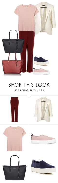 Job Titles by osalik on Polyvore featuring Monki, WithChic, A.L.C., Eytys, Vince and MICHAEL Michael Kors
