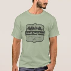 #_Yurkovich Family Reunion T Light Color T-Shirt - #familyreunion #family #reunion