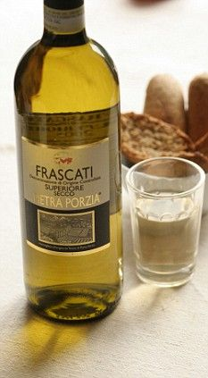 #FrascatiItalianWhiteWine Dry or slightly off-dry, light-bodied, and un-oaked with crisp acidity and subdued flavor.