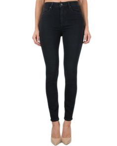 Shop Paige Premium Denim at Bliss - We have the Margot Ankle in Black Fog! Paige Denim, Fitness Models, Black Jeans, Product Launch, Ankle, Pants, Shopping, Fashion, Trouser Pants
