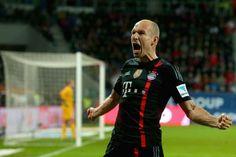 Arjen Robben – Forward - Alexander Hassenstein/Bongarts/Getty Images