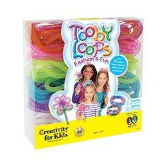Tooby Loops Fashion Fun