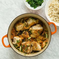 This flavorful chicken dish is slow cooked in Moroccan spices for an authentic tasting dish.  More Slow Cooker Recipes ...