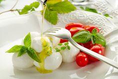 Le mozzarelline ideali anche per un semplice aperitivo.