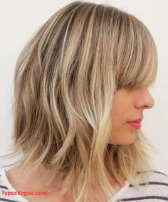 Medium Length 2018 Haircuts is easier to styles than short or long haircuts. It will suit any hair type and hair tone. Many celebrities to rock with this hairstyles and you can also rock in 2018. we love that fresh and new haircuts. we can only guide you what is trendy and what is versatile now a days. Check our gallery for more lifestyles and hairstyles.