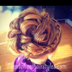 little girl updo Dance Hairstyles, Flower Girl Hairstyles, Holiday Hairstyles, Wedding Hairstyles, Pageant Hairstyles, Toddler Hairstyles, Homecoming Hairstyles, Party Hairstyles, Pageant Hair Updo