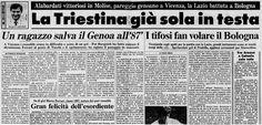 SCRIVOQUANDOVOGLIO: CALCIO SERIE B:2°GIORNATA (15/09/1985)