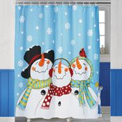 Santa Hat Christmas Window Valance from Collections Etc.