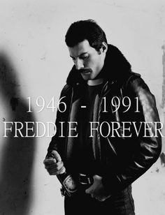 "You had so much life still to live, to continue your music creativity, to ""make people happy"" as you often stated you wanted to do in your life. And suddenly one day, you were gone. Freddie, you'll always be remembered. <3 <3 <3"