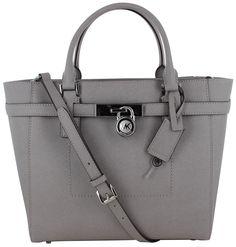 Michael Kors Hamilton Womens Large Tote Handbag