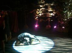 Beetleing on the dance floor...