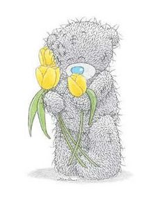 Tatty Teddy Flowers
