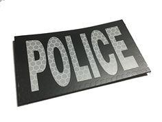 "3.5x2"" Police White light Reflective Tactical Patch Empir... https://www.amazon.com/dp/B0733J4JCV/ref=cm_sw_r_pi_dp_x_0O-szbGQ3X5M6"