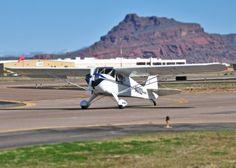 1946 Taylorcraft BC-12D at Falcon Field in Mesa, AZ